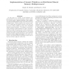 Implementation of Atomic Primitives on Distributed Shared Memory Multiprocessors