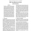 Implications of Inter-Rater Agreement on a Student Information Retrieval Evaluation