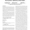 Importing the computational neuroscience toolbox into neuro-evolution-application to basal ganglia