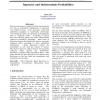 Imprecise and Indeterminate Probabilities