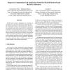 Imprecise Computation Grid Application Model for Flexible Market-Based Resource Allocation