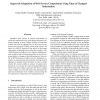 Improved Adaptation of Web Service Compositions Using Value of Changed Information