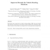 Improved bounds for vehicle routing solutions