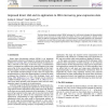 Improved direct LDA and its application to DNA microarray gene expression data