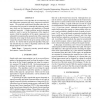 Improved model-based spectral compressive sensing via nested least squares