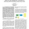 Improved Task Management Techniques for Enforcing EDF Scheduling on Recurring Tasks