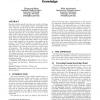 Improving biomedical document retrieval using domain knowledge