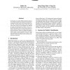 Improving Blog Polarity Classification via Topic Analysis and Adaptive Methods