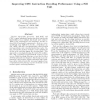 Improving CISC instruction decoding performance using a fill unit