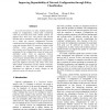 Improving dependability of network configuration through policy classification