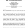 Improving Educational Multimedia selection process using group decision support systems