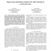 Improving Marketing Response by Data Mining in Social Network