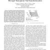 Improving medium-sized media clip distribution through transparent tail synchronization