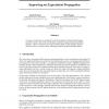 Improving on Expectation Propagation