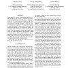 Improving Speaker Diarization by Cross EM Refinement