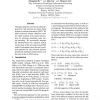 Improving Statistical Machine Translation using Lexicalized Rule Selection