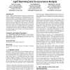 Improving stemming for Arabic information retrieval: light stemming and co-occurrence analysis