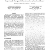 Improving the Throughput of Synchronization by Insertion of Delays