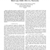 Improving Videophone Transmission over Multi-Rate IEEE 802.11e Networks