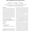Improving wireless privacy with an identifier-free link layer protocol