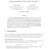 Inapproximability of Survivable Networks