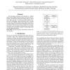 Incremental word learning using large-margin discriminative training and variance floor estimation