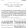 Indexing through laplacian spectra