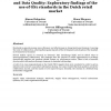 Industry-wide Inter-organizational Systems and Data Quality: Exploratory findings of the use of GS1 standards in the Dutch retai
