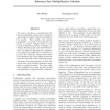 Inference for Multiplicative Models