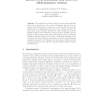Inference from Multinomial Data Based on a MLE-Dominance Criterion