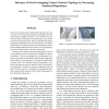 Inference of Non-Overlapping Camera Network Topology by Measuring Statistical Dependence