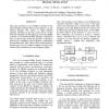 Influence of the Feedback Filter on the Response of the Pulsed Digital Oscillator