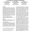 Information awareness: a prospective technical assessment