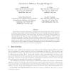 Information diffusion through blogspace
