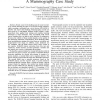 Information Extraction for Clinical Data Mining: A Mammography Case Study
