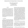 Information Theoretic Clustering of Sparse Co-Occurrence Data
