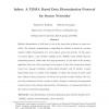 Infuse: A TDMA Based Data Dissemination Protocol for Sensor Networks