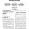 INGENIAS development kit: a visual multi-agent system development environment