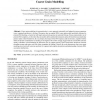 Insights on protein-DNA recognition by coarse grain modelling