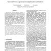 Integrated Network Experimentation using Simulation and Emulation
