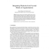 Integrating Dialectical and Accrual Modes of Argumentation