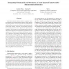 Integrating Global and Local Structures: A Least Squares Framework for Dimensionality Reduction