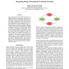 Integrating Image Clustering and Codebook Learning