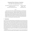 Integrating Priority Inheritance Algorithms in the Real-Time Specification for Java
