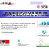 Integration of Grid Cost Model into ISS/VIOLA Meta-scheduler Environment