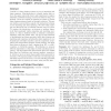 Interaction between record matching and data repairing