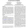 Interactions of automated pricing algorithms: an experimental investigation