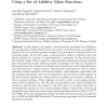 Interactive Multiobjective Optimization Using a Set of Additive Value Functions