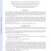 Interest of perceptive vision for document structure analysis