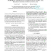 Interference alignment in clustered ad hoc networks: High reliability regime and per-cluster aloha